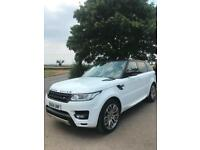 Land Rover Range Rover Sport 3.0SD V6 HSE DYNAMIC ( 292ps ) 4X4