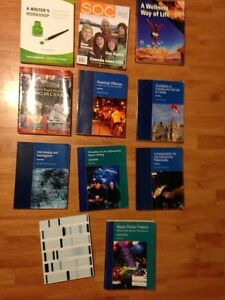 Police foundations / Border services / PSI Text books