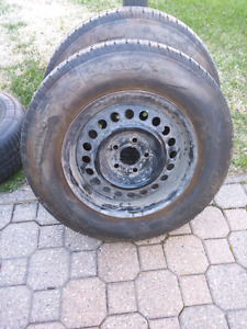 TIGER PAW TIRES