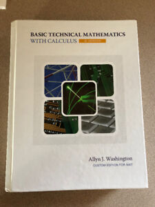Calculus Textbook for Sale