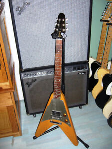 Gibson Flying V Melody Maker Made in USA 2011
