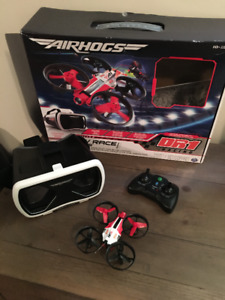 Air Hogs DR1 Official FPV Race Drone for High-Speed Flying