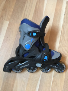 Patins à roues allignées Ultra Wheels Xpander Junior (ajustable)