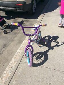 Vélo fille 3-4 ans