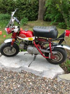 Mini-trail Honda Z-50