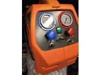 Eco Warrior Refrigeration Reclaim Unit