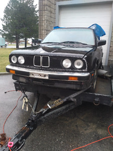 1989 BMW 325i e30  convetible M3 318 325is 320