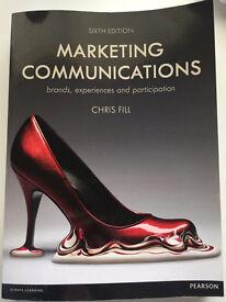 Marketing communications- Chris Fill