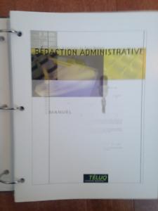 Rédaction administrative FRA 3006