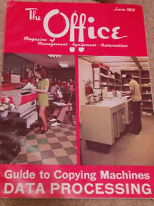 Vintage,  The Office Magazine