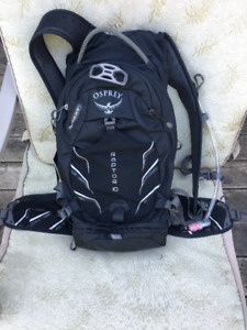 Brand new Top of the line Osprey Hydration Backpack