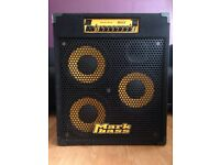 Markbass CMD 103H Bass Combo 400watts 28.7kg Made in ITALY RRP £1013