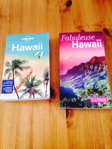 Lonely planet et Ulysse Hawaii