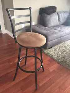 3 Barstools in Excellent Condition, $120 for set.