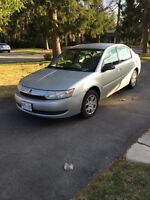 Saturn ion, 2004 with 134km