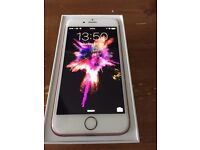 iPhone 6S Rose Gold 16gb Unlocked as new