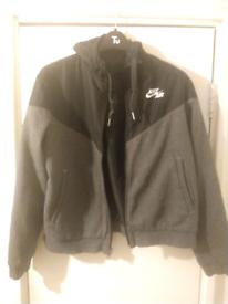 Men's Nike Reversible Hoody/Coat Size Medium