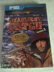 Deadliest Catch Season 3 Brand New DVD Kawartha Lakes Peterborough Area image 1