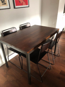 "West Elm Box Frame 48"" Dining Table"