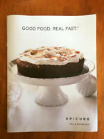 Good Food. Real Fast. EPICURE