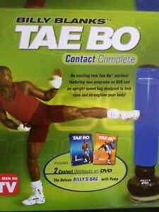 Billy Blanks TAE BO Contact Complete