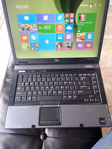 Portable Hp Workstation remis a neuf avec Windows 8
