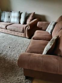 Alaska 4 & 2 seater sofa