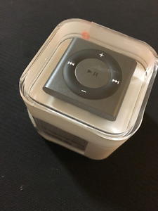 Brand new Apple iPod shuffle 2GB Space Grey