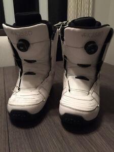 Bottes de snowboard  pour homme