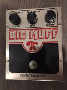 1978 Electro-Harmonix Big Muff Pi V6