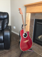 Ovation Celebrity CC 057 Acoustic-Electric Guitar