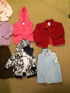 Toddler Girl 12 - 18 months winter clothing London Ontario image 8
