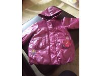 Butterfly Mathew Williamson (Debenhams) 12-18 girls coat