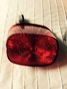 Harley touring brake light