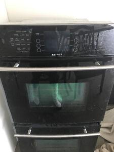 Jenn Air Double Oven
