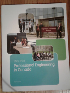 1st Year Engineering Textbook Essentials (1P03, 1C03, 1A03 1E03)