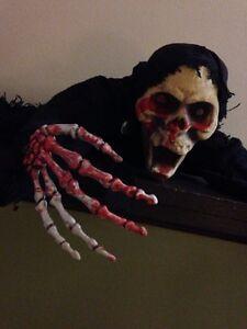 Ghoulish Skull Monster