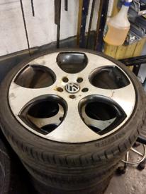 19inch vw wheels