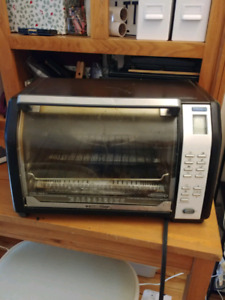 Toaster oven for sale!