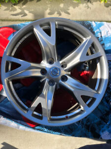 "19"" Rays Wheels for Nissan 370z"