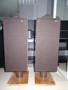 Hautparleurs haut de gamme BW DM7 MK2