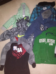SIZE 3 AND 4 BOYS NAME BRAND CLOTHING