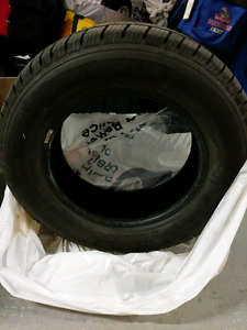 4x Michelin defender tires light use
