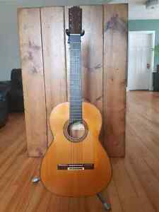1999 Flamenco-Classical Guitar by Master Builder James Frieson