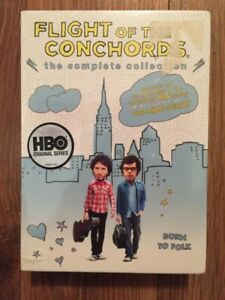 Flight of the Conchords: The complete collection [BRAND NEW]