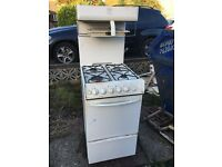 Gas oven FREE!