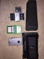 Misc. pedals for sale