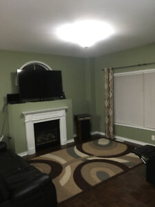 Woodbridge house for rent 4 Bedroom and 3 Bathroom
