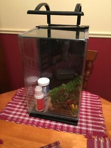 *NEW* marine land contour 5 gallon aquarium