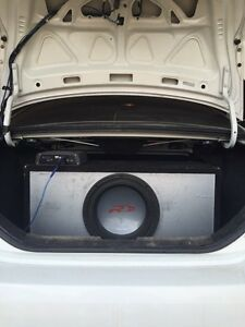 "12"" Alpine Type R in Ported Box"